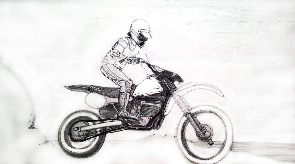 CR500 Sketch